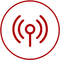 Wireless and Mobility icon